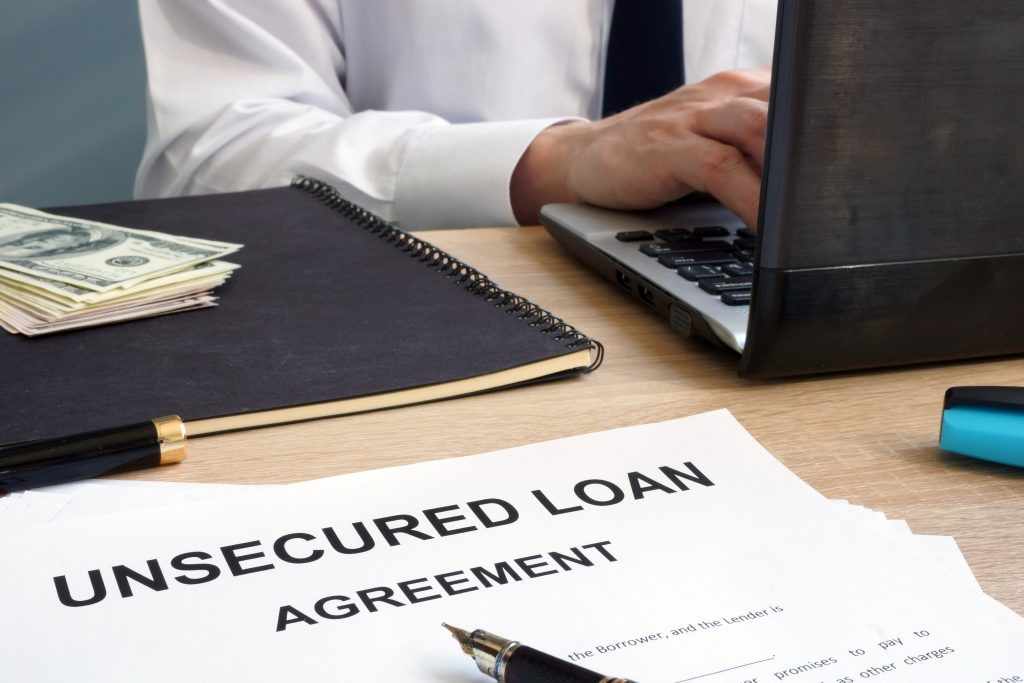 unsecured-loans-for-bad-credit